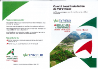 Comite Local Installation de Val'Eyrieux